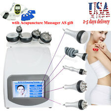 USA Ultrasonic Cavitation Radio Frequency Body Slim Vacuum Health & Beauty SPA