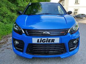 Ligier JS50L Ultimate Sport mit Servo Hifi Car Play Mopedauto AIXAM Microcar