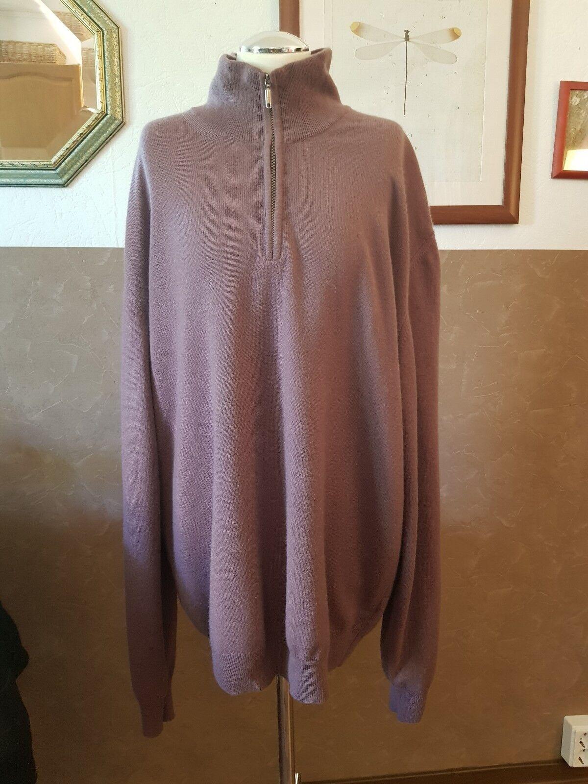 Ermenegildo zegna Kaschmir100%Pullover gr. 52