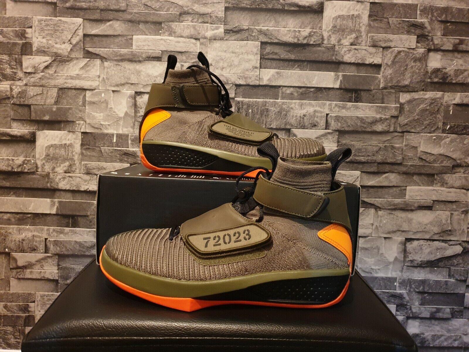 NIKE JORDAN XX FLYKNIT R&B AIR MELO (BQ3271 200) Para Hombre Zapatillas
