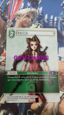 Carte FINAL FANTASY AERITH 1-065C x 3