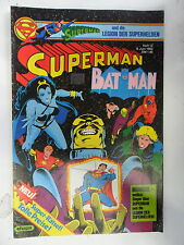 1 x Comic  Superman Batman  Nr.12  mit Sammel Ecke  (Jun 1982)    Z. 1-2