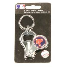 BOSTON RED SOX 3 IN 1 KEY CHAIN NAIL CLIPPER BOTTLE OPENER NEW FREE SHIPPING