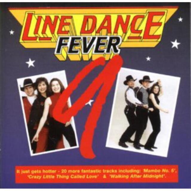 Line Dance Fever Vol 9 - Verschiedenen Neue CD