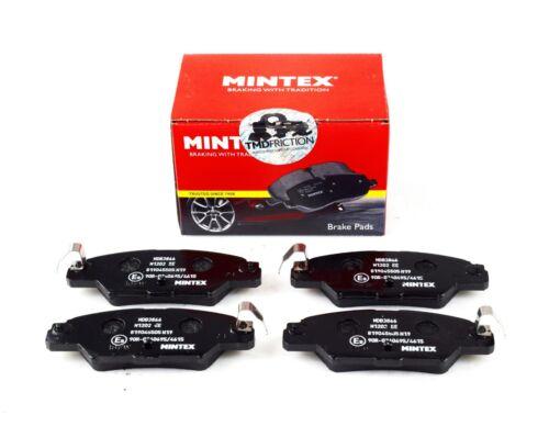 AWD MINTEX REAR BRAKE PADS MDB3866 MAZDA CX-5 2.0 2.2 2.5 D