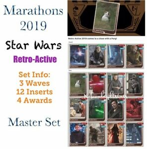 Topps-Star-Wars-Card-Trader-Marathons-Retro-Active-Master-Set-All-Awards