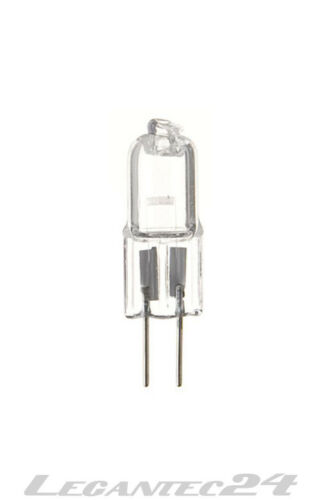 Halogenlampe 12V 35W G4 9x30mm klar Glühbirne Lampe Birne 12Volt 35Watt neu