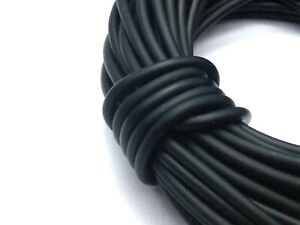 Craft-Black-1mm-2mm-3mm-5mm-Solid-Rubber-Jewelry-Cord-Craft-String-for-Pendants