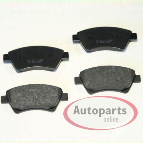 VW Beetle 5C Bremsbeläge Bremsen Bremsklötze für hinten die Hinterachse*