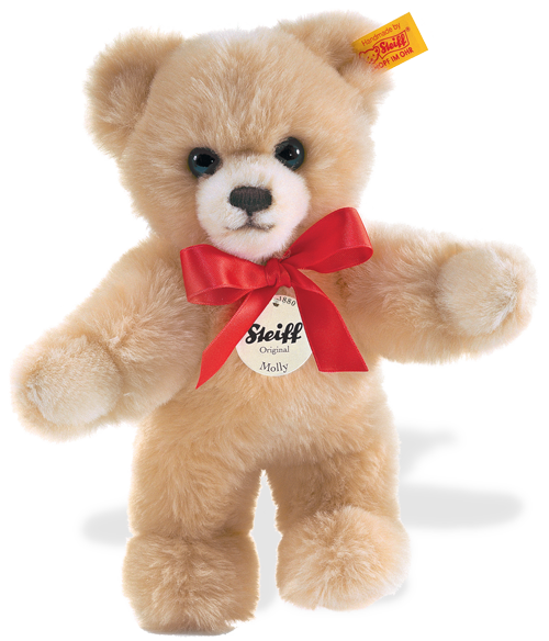 Molly Cuddly Soft Teddy Bear with with with Free gift box by Steiff EAN 019272 0cf73e