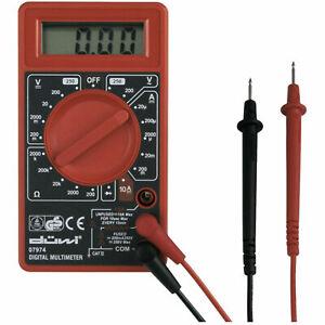 REV-Duewi-Digital-Multimeter-Messgeraet-LCD-Display-050797455-E5-32