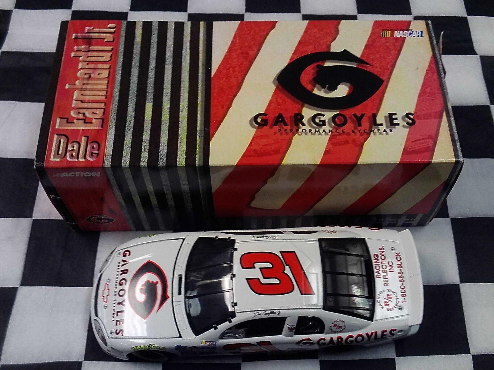 Dale Earnhardt Jr  31 Gargoyles 1997 Monte Carlo 1:24 Action NIB 1 of 7,500 BANK