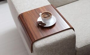 Details About Kndc3040tb Handmade Sofa Tray Table Armrest Coffee