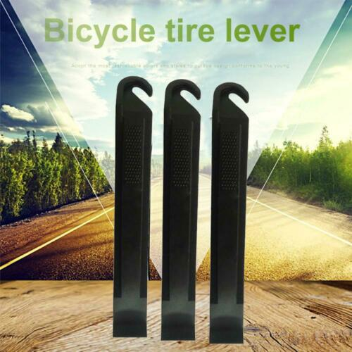 3x Bicycle Cycling Tire Tyre Lever Bike Opener Breaker Repair Tools Set