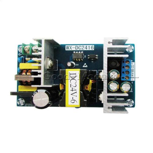 100-240V AC 110V 220V to DC 24V 6-9A Converter 150W Switch Power Supply Module