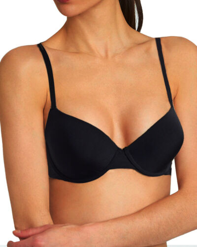 Womens Soft Cup Non Padded Full Cup Coverage Comfortable Bra Underwired Bralette
