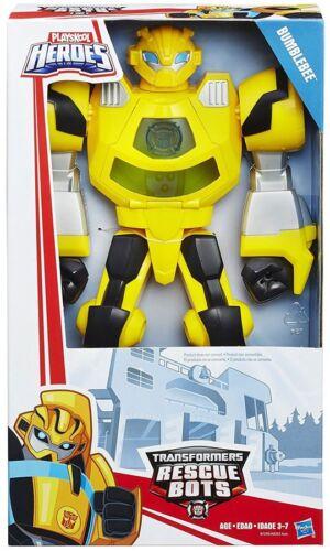 Rescue Bots Playskool Heroes Bumblebee 11 Action Figure Epic Series