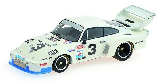 Minichamps 400776303 Porsche 935 24h Daytona 1977 1:43 NEU OVP