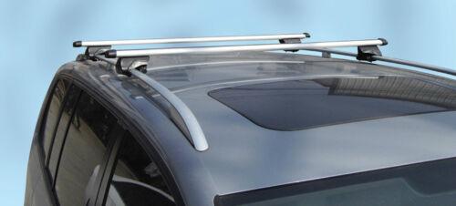 MPE Lockable Aluminium Car Roof Rack Rail Bars to fit BMW 3 Series Touring 94-12
