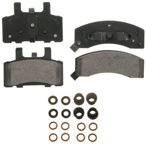 Wagner Brake ZX845 Front Semi-Metallic Brake Pads 12 Month 12,000 Mile Warranty