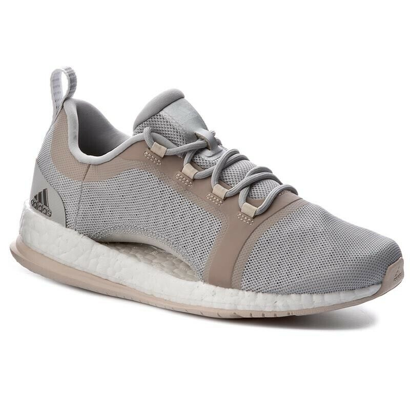 Adidas BB3286 Womens Pure Boost X Trainer 2 Training shoes Grey   BR30