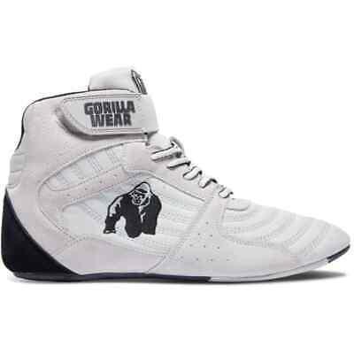 Gorilla Wear Perry High Tops Pro – White Bodybuilding Fitness 36 - 48 Entlastung Von Hitze Und Sonnenstich