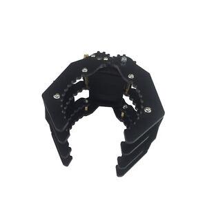 New Robot Manipulator Mechanical Arm Paw Gripper Clamp 125mm For Arduino