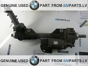 Image Is Loading Bmw E90 E91 E92 E93 Electric Steering Rack