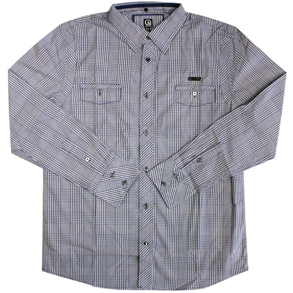 Cavi FCS Long Sleeve Shirt Crown Blau       Nutzen Sie Materialien voll aus