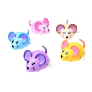 Children-chain-small-toys-babys-cartoons-mouse-animal-infant-wind-up-toys-TU