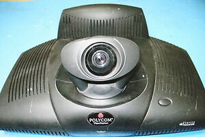 polycom pvs 1419 video conferencing head unit camera make an offer rh ebay com