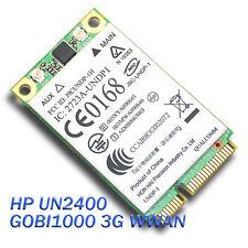 HP 2530p 2730p 6930p GOBI1000 UN2400 HSDPA GPRS GPS Unlocked Module 3G WWAN Card