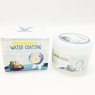 Elizavecca Milky Piggy Water Coating Aqua Brightening Mask 100g Korean Cosmetic