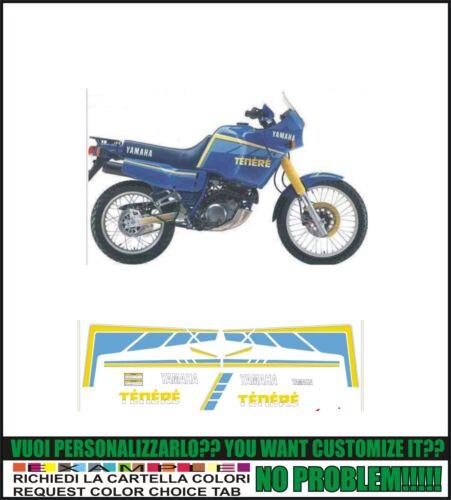 set aufkleber kompatibel XT 600 Z TENERE 1990 3AJ