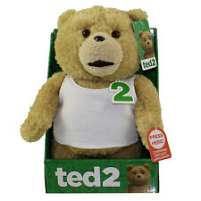 Ted 2 Movie - Plush Figure Dress Up - TANK TOP (Rated R Explicit)(w/sound -11 in