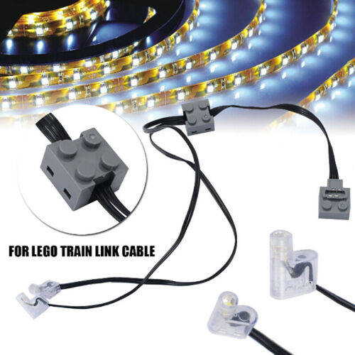 Power Technic Function 8870 LED Light Link Line Cable For Train Vehicle Ki TD