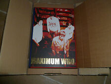 MAXIMUM WHO SIGNED GENESIS PUBLICATIONS BOOK ROSS HALFIN Pete Townshend