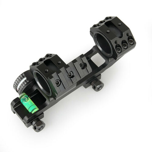 """30mm Picatinny Scope Mount with Angle Indicator DLP Tactical 1"""""""
