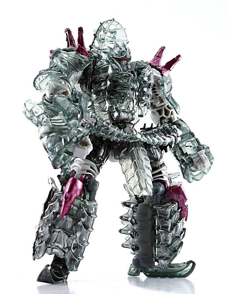 Transformers Age of Extincion Platinum Dinobots Unleashed Slog Loose