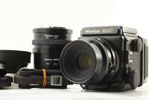 Quasi-Nuovo-Mamiya-RZ67-PRO-Sekor-Z-140mm-f-4-5-W-120-Film-Retro-dal-Giappone