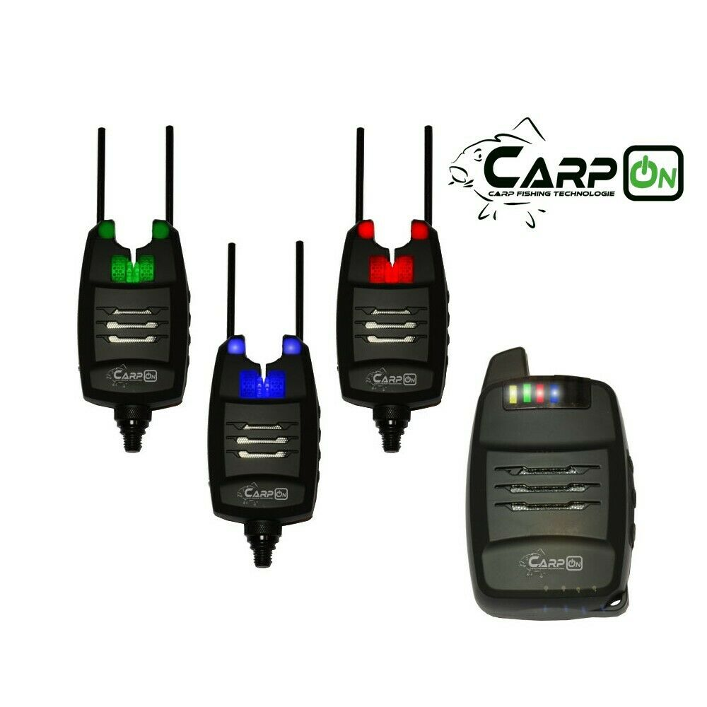 Carpon radio morso indicatore 31 anti furto funzione 1 1 valigetta di trasporto 180m