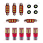 VW-SCIROCCO-III-LED-SMD-Interior-Light-Kit-CAN-BUS-10-Piece-UK-Stock-Fast-Post thumbnail 1