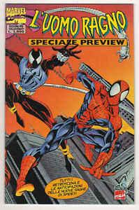 L'UOMO RAGNO speciale preview (1995) - Marvel Italia