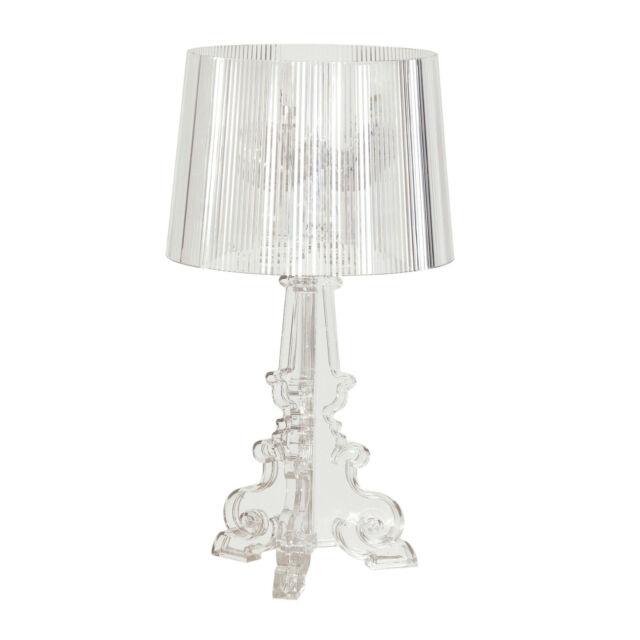 Kartell 9070B4 Bourgie Lampada , Colore Trasparente di Kartell