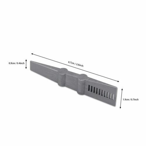 16in1 Wrapping Werkzeugtasche Micro Rakel Edelstahl Messer Auto Folier Set DE
