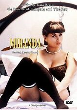 Miranda (DVD, 2002) Tinto Brass! Serena Grandi. Cult Epics.