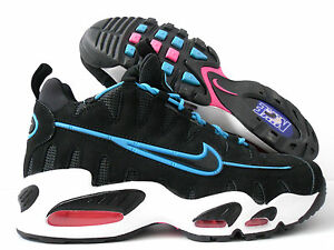 d97d78d496ba NIKE AIR MAX NM HIDEO NOMO SOUTH BEACH BLACK GRIFFEY JR SZ 10.5 ...