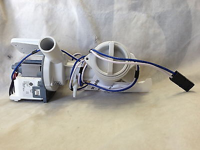 NEC DAEWOO WASHING MACHINE WATER DRAIN PUMP NW452 3618960400  NW652 NW752 NW891