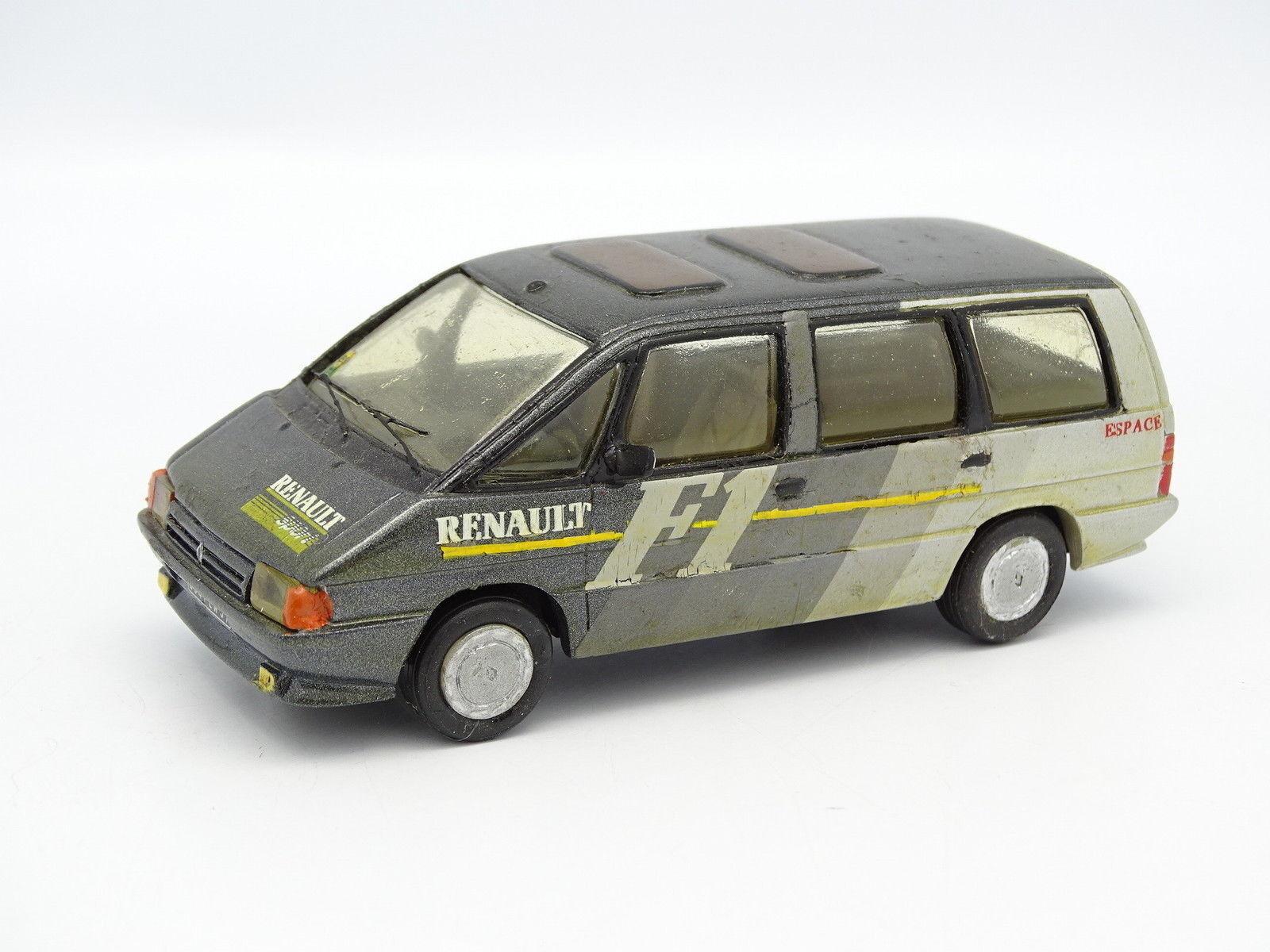 JPS Kit monté Résine SB 1 43 - Renault Renault Renault Espace I Phase 2 Matra F1 bd4045