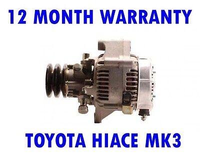 TOYOTA HIACE MK3 MK III 2.4 1989 1990 1991-1995 REMANUFACTURED ALTERNATOR